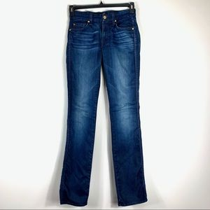 7 For All Mankind - Kimmie Straight Leg Jeans